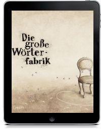 THE BIG WORD FACTORY by Agnès de Lestrade, Valeria Docampo, mixtvision Digital, Kirkus starred