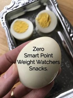 Weight Watchers snack recipes that are between 0-5 WW FreeStyle Smart Points per serving.