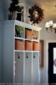 The Three Sweet Peas: {Grand Tutorial Locker System}