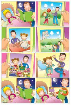 The Teacher's Magazine N° 151 Teacher Magazine, Story Sequencing, Preschool At Home, Picture Story, Teaching Kids, Ideas Para, How To Plan, Children's Literature, First Grade Math