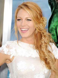 Blake Lively #hair