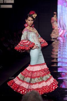 Traje de Flamenca - Pol-Nunez - Simof-2010