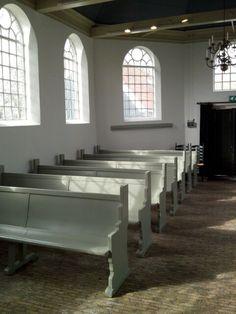 Church At Former Island Schokland
