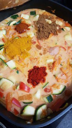 Wyborny kurczak po indyjsku - Mocne Kalorie