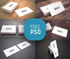 A collection of 6 business card mockups, very useful if you want to showcase your business card designs to customers. Resolution: 1920*1080. Easy to edit u - posted under Freebies tagged with: Business Card, Display, Free, MockUp, Presentation, Print, PSD, Resource, Showcase, Template by Fribly Editorial