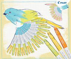 Fixy jsou králové kreativity, zvlášť pak v každé domácnosti, kde žijí děti! :) Dokážete si představit, v jaké mistry se promění vaše dítka, pokud budou moct nakreslený výtvor smazat a znovu překreslit? Vyzkoušejte nové přepisovatelné fixy Frixion Color ve 12 různých barevných kombinacích! #happywriting