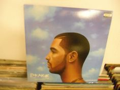 DRAKE Nothing Was The Same 2x LP NEW Limited BLACK Colored vinyl [unofficial]