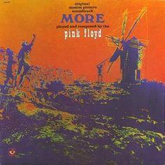 http://media.paperblog.fr  Pink Floyd : more; 1969. 33T.