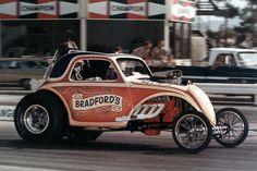 Vintage Drag Racing - Altereds