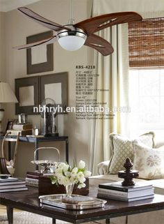 best price indoor modern dc remote control ceiling fan