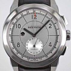 Temptation Thursday by Escapement: The Meerson D15 MK-1 GMT   WatchTime - USA's No.1 Watch Magazine