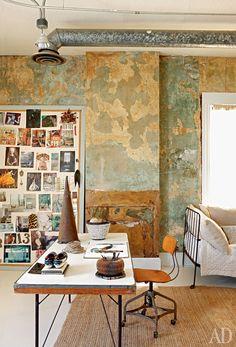 Лофт в Джорджии, 350 м², хозяйка и декоратор Тия Бисли. Нажмите на фото, чтобы рассмотреть все интерьеры.