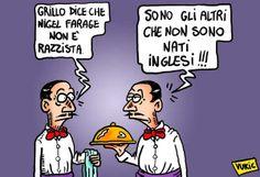 """ITALIAN COMICS - """"Il Mondo in una vignetta"""" di Marco Vuchich: Gli amorosi sensi"""