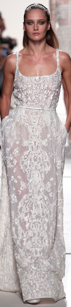 SPRING 2014 Ready-To-Wear featuring Elie Saab