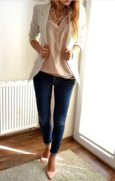Casual office style