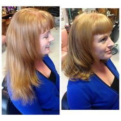 Oooh a well needed reshape.  Gorgeous lady now has the hair to match! #haircut #barber #shoreditch #rockalilycuts