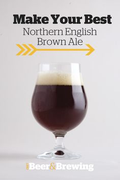 This is a beer you can drink by the (real) pint, and it should have a nice balancing bitterness to it. Learn how to make your own!