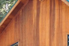 Cedar Siding Stained Red Maintenance Food Stains General