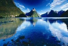 アオラキ/マウント・クック国立公園 (ニュージーランド)