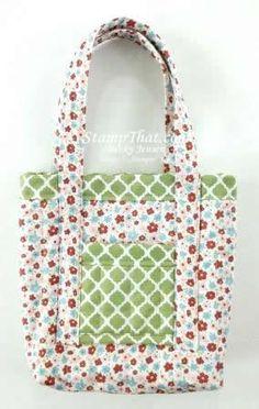 SU! Twitterpated Fabric Tote Bag