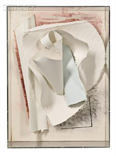 View Paper Sculpture No. 27 Box Tree by Anthony Caro on artnet. Browse upcoming and past auction lots by Anthony Caro. Geometric Sculpture, Modern Sculpture, Abstract Sculpture, Sculpture Art, Paper Art, Anthony Caro, Abstract Paper, Sculpture Projects