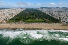 Ocean-Beach & Golden Gate Park