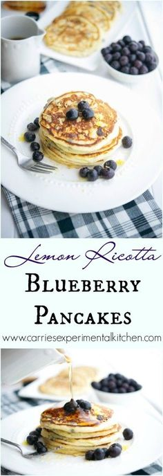 Lemon Ricotta Bluebe