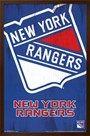 New York Rangers Logo Prints at AllPosters.com