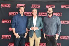 ESPN Radio will debut its new morning drive show, Golic & Wingo, hosted by Mike Golic  and Trey Wingo , on Monday, Nov. 27. The program w...