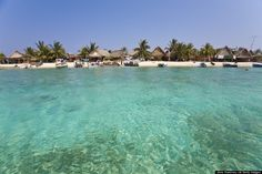 Cayos Cochinos, Honduras These islands are located on the northern shores of Honduras and are a recognized Marine Protected Area limiting living and fishing to protect the coral reefs.: 27 Of The Best Places In The World To Swim