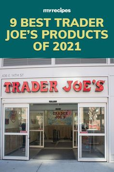 You might be surprised by some of the winners of (and upsets in!) the 12th annual Trader Joe's Customer Choice Awards.