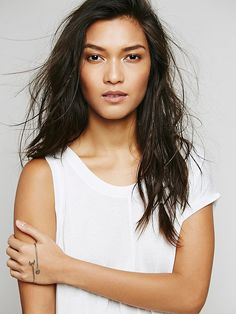 Free People Moon Open Palm Cuff at Free People Clothing Boutique