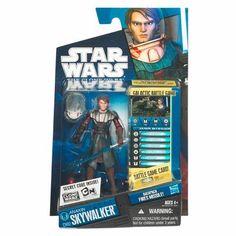 Product Detail View - Star Wars The Clone Wars Anakin Skywalker