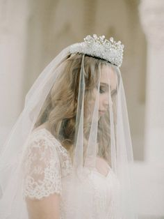 The wedding day is a chance for you to go all out and make yourself feel like royalty, and every princess knows that your regal look is not complete without a crown!  While some believe that the traditional princess tiara is an outdated piece, modern designers have created stunning designs that marry the classic and …