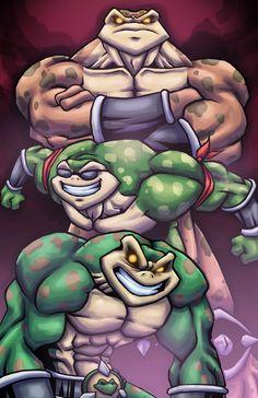 BattleToads by K-fry-express.deviantart.com on @deviantART