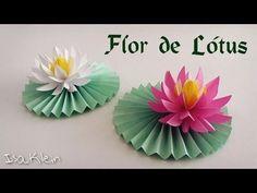 Flor de Lótus - Vitória Régia