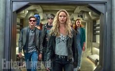 New X-MEN: APOCALYPSE Images Released; Has Jennifer Lawrence Changed Her Mind About Returning As Mystique?