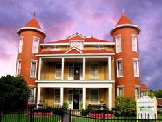 Belvidere Mansion, Claremore OK