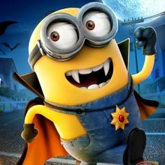 Minion From Despicable Me Halloween