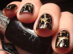 Chloe's Nails: Flakies