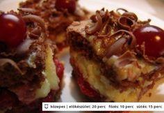 Feketeerdő süti