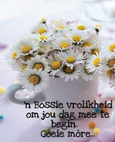 Morning Blessings, Good Morning Wishes, Morning Messages, Good Morning Quotes, Boss Wallpaper, Lekker Dag, Goeie More, Afrikaans Quotes, Bible Scriptures