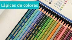 como pintar con lapices de colores