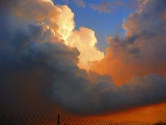 fire clouds by gt3.deviantart.com on @DeviantArt