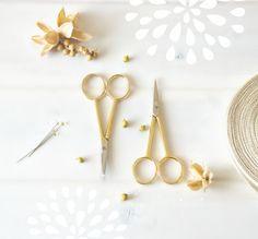 Embroidery Tools, Embroidery Scissors, Tailor Scissors, Small Scissors, Felt Sheets, Felt Applique, Wood Rings, Felt Ball, Wool Felt