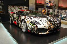 Lamborghini Gallardo Art Car