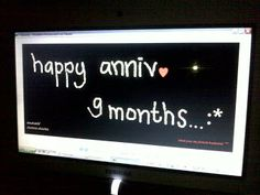 happy 9th month anniversary quotes