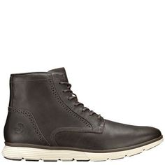 Shop Timberland.com for Franklin Park men's leather boots and mens brogues.