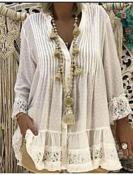 Where to buy lace blouse? NewChic offer quality lace blouse at wholesale prices. Shop cool personalized lace blouse with unbelievable discounts. Boho Plus Size, Plus Size Women, Plus Size T Shirts, Plus Size Blouses, Tee Shirt Dentelle, Blouses For Women, T Shirts For Women, Women's Blouses, Fashion Blouses