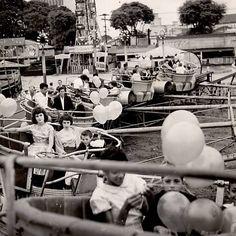 Veja fotos e histórias do parque Shangai, o Playcenter dos anos 1950